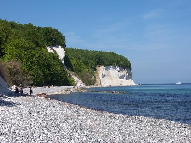 Ostseeinsel Rügen Strand