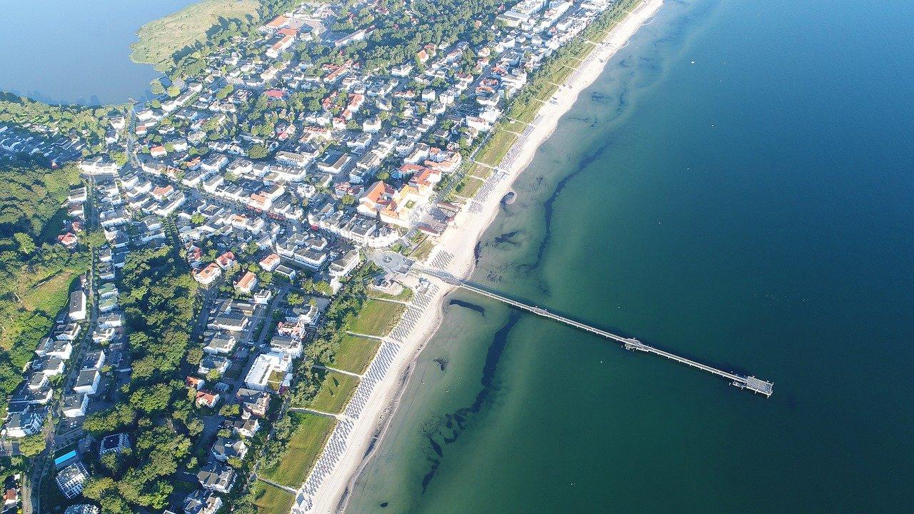 die deutsche Ostsee